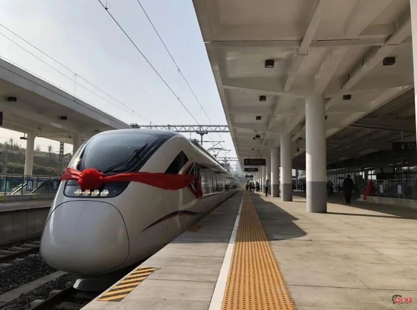 盘点今年已开通和年底前即将开通的「高铁」线路-牛魔博客
