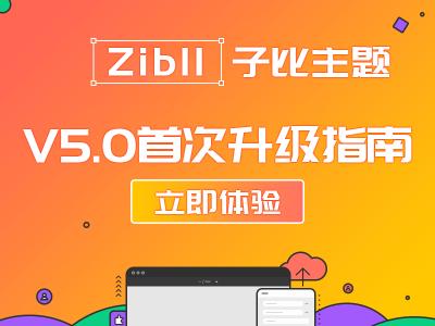 Zibll主题V5.0正确使用新版自定义代码示例及教程-牛魔博客