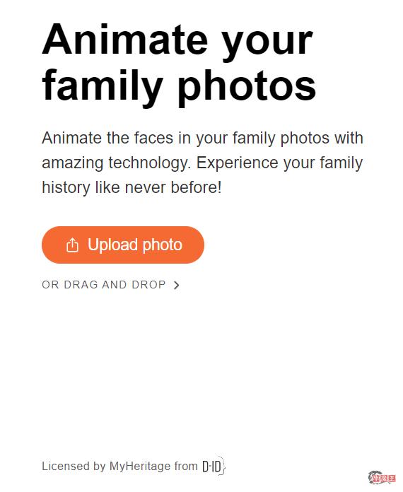 """让逝去的亲人在照片""""复活"""" 这个网站给我整哭了-牛魔博客"""